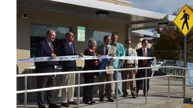 Pinellas Park Transit Center Ribbon Cutting