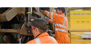 Alstom OpensBogie Overhaul Facility in Manchester