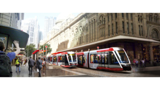 Alstom to Deliver Citadis X05 to Sydney