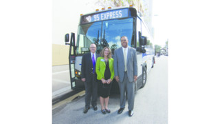 BCT Prepares First Five MCI Commuter Coaches  for Express Routes