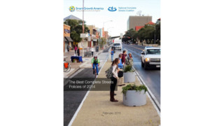 Best Complete Streets Policies of 2014