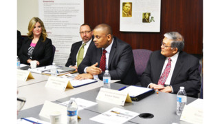 Secretary Foxx Discusses 'Beyond Traffic' at MTI