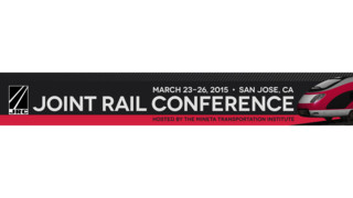 Joint Rail Conference 2015