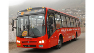 Lima Modernizes Public Transport