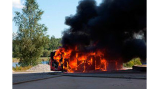 Bus Fires: Best Practices for Reducing the Risk