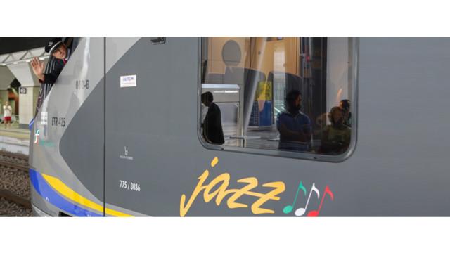 Alstom Delivers Jazz the Toscana Region