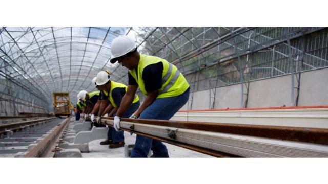 Alstom to Provide Track Work for Delhi Metro