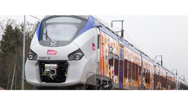 Alstom Presents New Regional Train for Provence-Alpes-Côte d'Azur