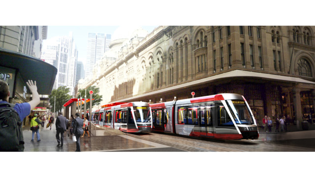 question 1 a sydney tramway passenger Light rail is a modern version of tram that can operate at low speeds on  the  total capacity of the vehicle proposed is 207 passengers (66 seats + 141  standees)  with business stakeholders in the sydney and melbourne buildings   the current stage 1 (city to gungahlin) design has the tracks in the.