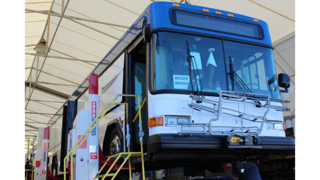 Complete Coach Works Helps Indygo Acquire Electric Fleet