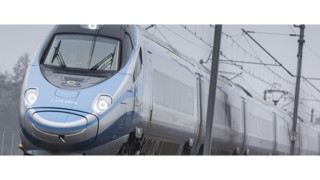 Pendolino High-Speed train Achieves 1M Kilometres in Poland