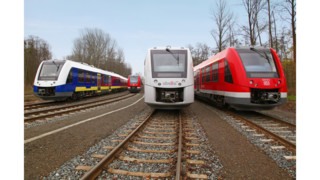 Alstom, Calw District to Develop Zero Emission Train