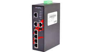LMX-0600 Ethernet Switch