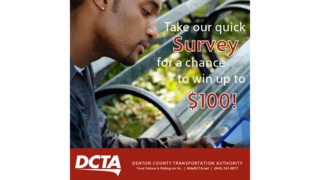 DCTA to Release Passenger Satisfaction Survey April 6