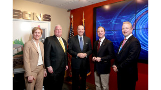 Parsons Opens Cyber Solutions Center