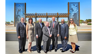 Valley Metro Celebrates Milestone for Central Mesa Light Rail Extension