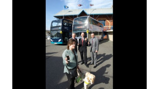 First, Arriva, Launch App for Visually Impaired Passengers