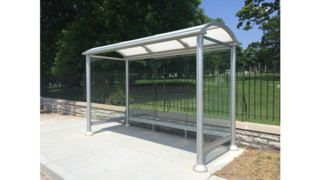 New Bus Shelters Help Shape  the Future for Metro Transit