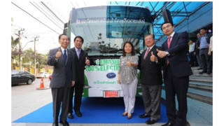 Thai Loxley, BYD Bring Electrified Transportation to Thailand