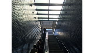 BART Unveils New Glass Canopy Entrance