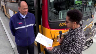 King County Transit Driver Appreciation Day 2015