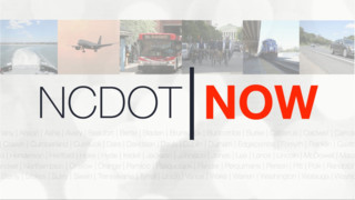 NCDOT Now March 27, 2015