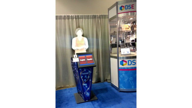DSE 2015 Sees Signage Get Interactive