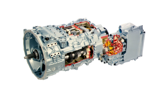 ZF Produces1 Million Units of the AS Tronic
