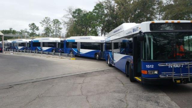 New HART Bus Fleet Yields Environmental Benefits and Savings