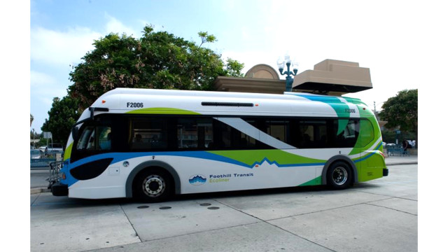 Zero Emissions Ecoliner Expanding Service to New Lines