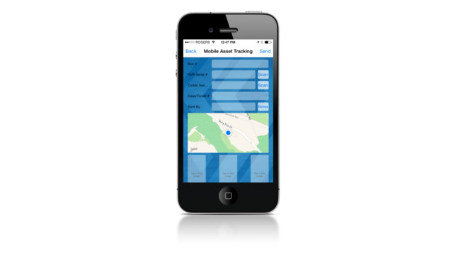 Transit Operators Get Mobile Asset Tracking with Smartphone App