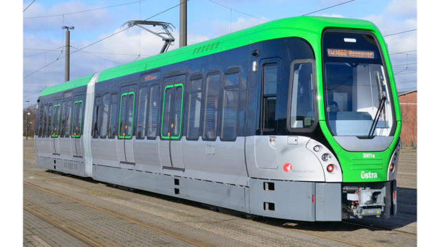 TW3000s Take Up Passenger Operation in Hanover