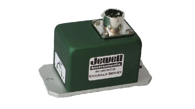 Jewell Introduces New Force Balanced Inclinometer