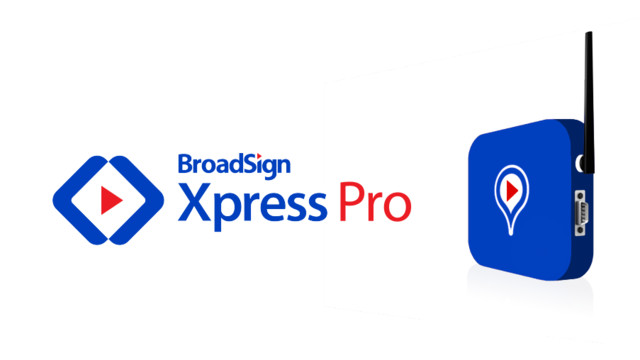 Xpress Pro Media Player