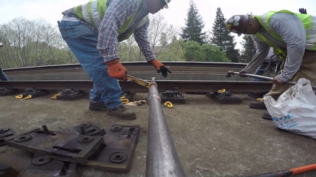 Workin' on the Railroad: Building a Better BART