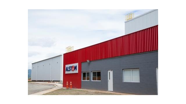 Alstom Inaugurates its First Citadis Manufacturing Line in Latin America