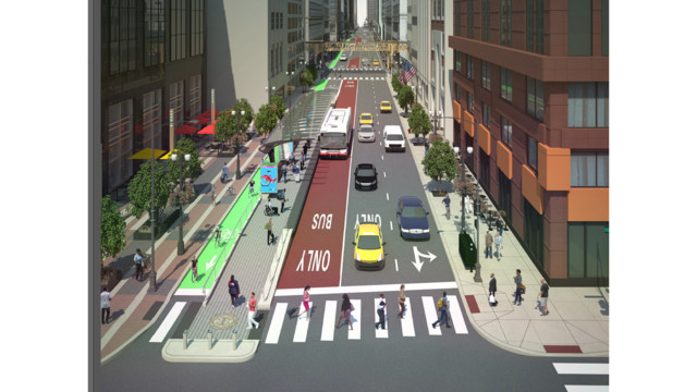 Chicago to Start Loop Link Construction March 16