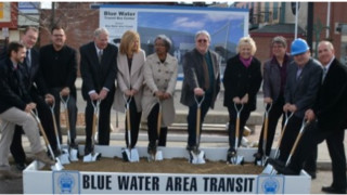BWAT Breaks Ground on Transit Bus Center
