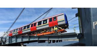 Alstom's Metropolis Sets Sail for Los Teques