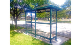 New Transit Shelters Support Detroit's Revitalization