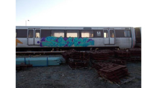 Metro Transit Police Arrest Serial Graffiti Artist
