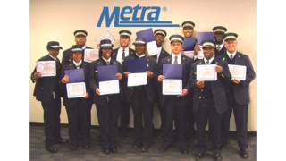 A New Class of Assistant Conductors at Metra
