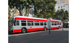 Now Arriving: Muni's New Buses of the Future