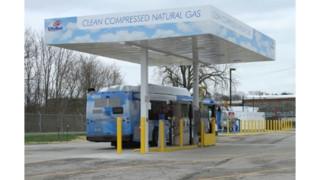 TruStar Energy Celebrates Opening of CityBus CNG Station