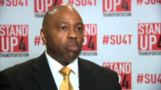 Stand Up 4 Transportation with Phil Washington