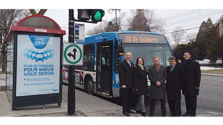 STM Adds Service on Line 180