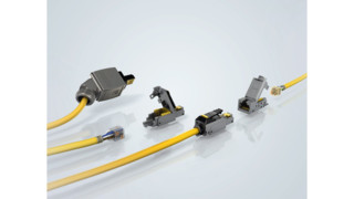 Harting Introduces Ha-VIS preLink One Ethernet Cabling System
