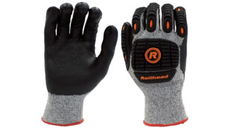 Railhead Cut Resistant Gloves Approved