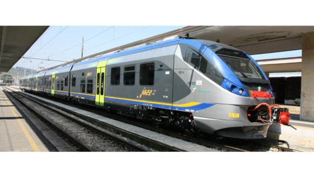 Alstom to deliver 25 Jazz Trains to Trenitalia