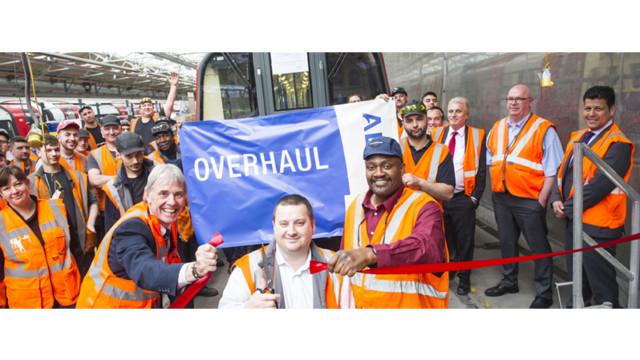 Alstom partners to Complete Modernization of Northern Line Trains